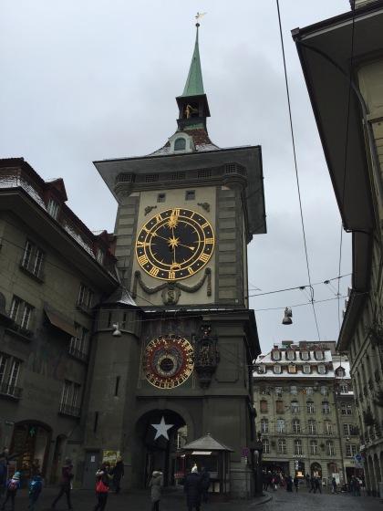 Ziitglogg Turm (leider geschlossen)