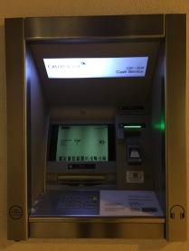 Bankomat Credit Suisse
