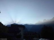 Soglio / Graubünden / Switzerland