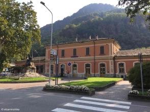 Chiavenna / Lombardy / Italy