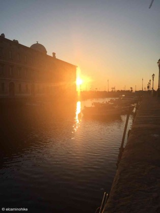 Trieste / Friuli-Venezia Giulia / Canal Grande / Italy - 3/29/19
