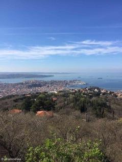 Trieste / Friuli-Venezia Giulia / Italy - 3/30/19