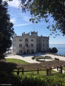 Miramare / Friuli-Venezia Giulia / Italy - 3/30/19