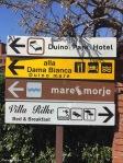 Duino / Friuli-Venezia Giulia / Italy - 3/31/19
