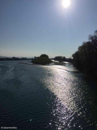 San Canzian D'isonzo / Friuli-Venezia Giulia / Fiume Isonzo / Italy - 4/1/19