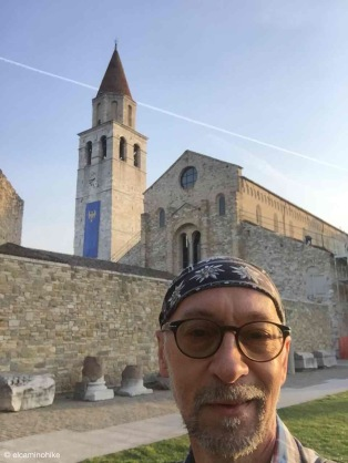 Aquileia / Friuli-Venezia Giulia / Italy - 4/2/19