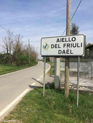 Aiello Del Friuli / Friuli-Venezia Giulia / Italy - 4/2/19