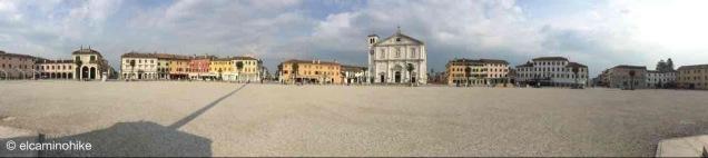 Palmanova / Friuli-Venezia Giulia / Italy - 4/3/19