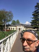 Vicenza / Veneto / Fiume Bacchiglione / Italy - 4/15/19