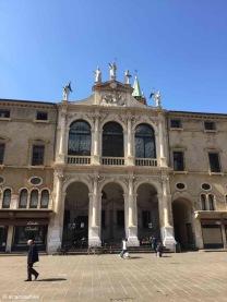 Vicenza / Veneto / Italy - 4/15/19