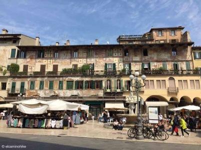 Verona / Veneto / Italy - 4/18/19