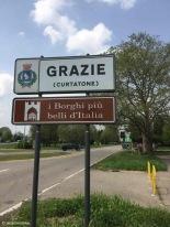 Curtatone / Lombardy / Italy - 4/22/19