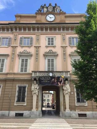 Piacenza / Emilia–Romagna / Italy - 4/30/19