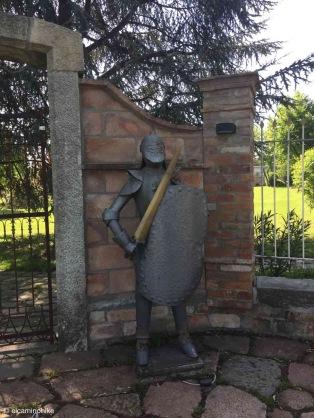 Gragnano Trebbiense / Emilia–Romagna / Italy - 5/1/19