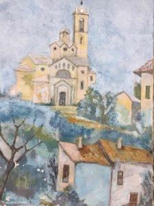 Gavazzana / Piedmont / Italy - 5/8/19