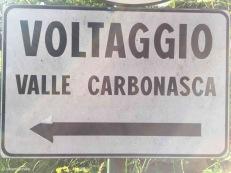 Voltaggio / Piedmont / Italy - 5/10/19