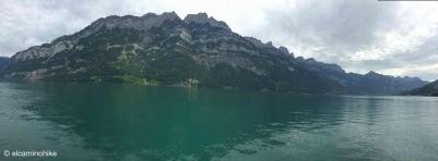 Murg / St. Gallen / Walensee / Switzerland - 8/17/19