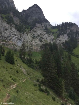 Quinten / St. Gallen / Switzerland - 8/17/19