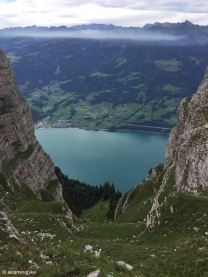 Alt St. Johann / St. Gallen / Switzerland - 8/17/19