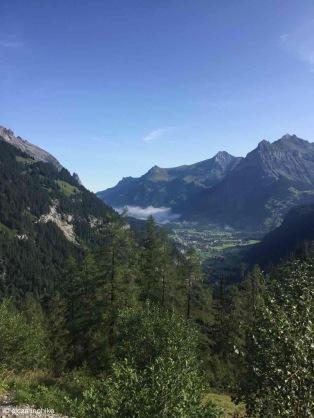 Kandersteg / Bern / Kander / Switzerland - 8/22/19