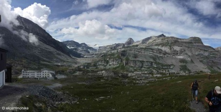 Leukerbad / Valais / Switzerland - 8/22/19