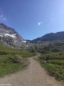 Leukerbad / Valais / Switzerland - 8/23/19