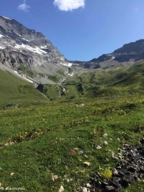 Leukerbad / Valais / Switzerland - 8/23/19