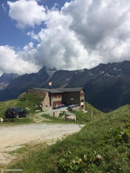 Ferden / Valais / Switzerland - 8/23/19