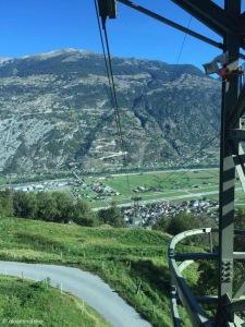 Ergisch / Valais / Switzerland - 9/13/19