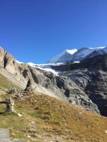 Oberems / Valais / Switzerland - 9/13/19