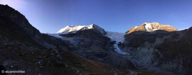 Oberems / Valais / Switzerland - 9/14/19