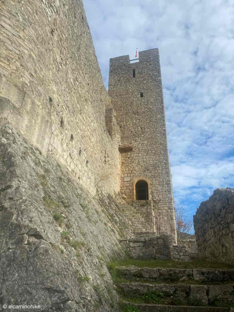 Burgruine Waldenburg